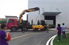 <b>重型设备搬运需要注意哪些事项</b>
